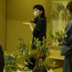 横川志歩先生のなげ入れ花の教室